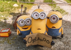 Review: 'Minions' delivers incredible sight gags, but little heart