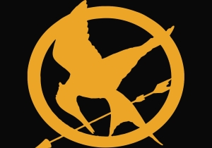 Have you ever noticed 'The Hunger Games' Mockingjay looks EXACTLY like…