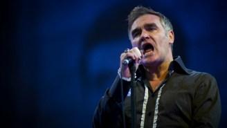 Morrissey Says President Obama 'Seems To Be White Inside'