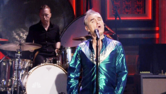 Morrissey Is Considering A Run For Mayor Of London