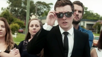 This Guy Proposed In A Crowded Movie Theater And Made A Music Video Out Of It