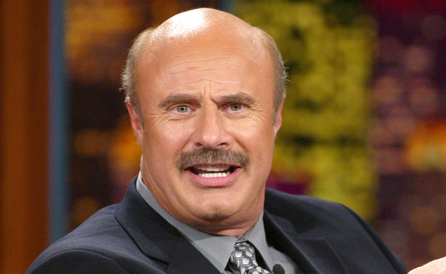 The Tonight Show with Jay Leno-Dr. Phil McGraw