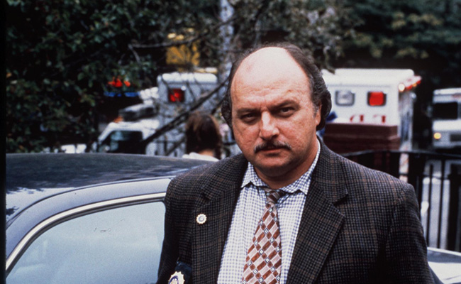 "1999 Dennis Franz star in year 6 of the tv series ""NYPD Blue."""