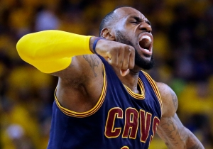 Sunday Ratings: Cavaliers-Warriors Game 2 crushes dipping Tony Awards