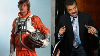 'Star Wars: Rogue One' Writer Needs Neil DeGrasse Tyson's Help