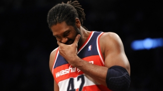 The Wizards Will Purportedly Try To Trade Nene, If They Can Find Any Takers