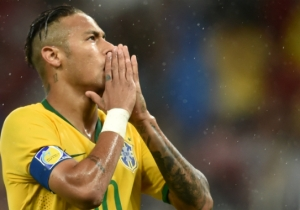 Let's Watch Neymar Humiliate A Defender With His Juggling Skills At The Copa America