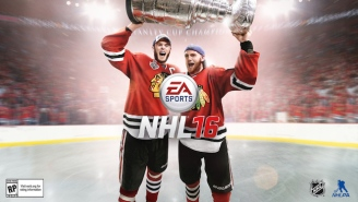 Patrick Kane Has Been Yanked From The Cover Of 'NHL 16' Following Rape Allegations