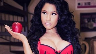 Nicki Minaj Started A Meme Making Fun Of Her Fan's Bad Spelling, And Twitter Played Along