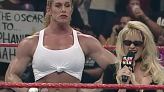Former WWE Diva Nicole Bass Got Busted For Shoplifting Groceries