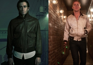 A look at 'Drive' and 'Nightcrawler' side by side