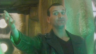Let's Remember The Ninth Doctor With These Fantastic 'Doctor Who' Quotes