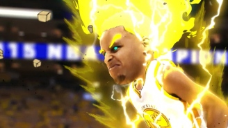 Here's Every GIF Of Basketball Players Going Super Saiyan In One Place