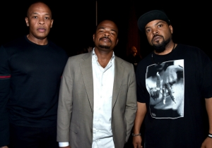 N.W.A. Are Performing In Concert For The First Time In 26 Years