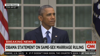 Obama On Same-Sex Marriage Verdict: 'This Ruling Is A Victory For America'