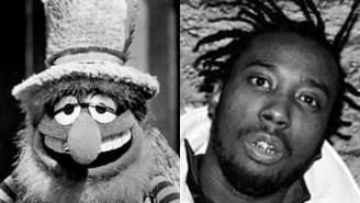 Dr. Teeth gives ODB a Muppet twist on 'Shimmy Shimmy Ya'