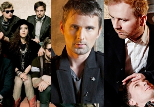 Skip Or Repeat? New albums from Muse, Of Monsters And Men, FFS