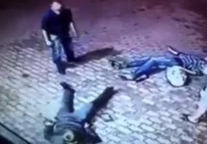Check Out This Video Of An Elderly Man Knocking Out Two Young Punks