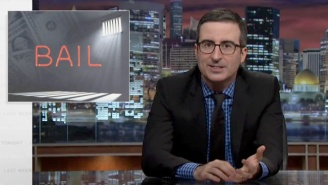 John Oliver Takes On America's Systemic Problem Of The Concept Of Bail On 'Last Week Tonight'