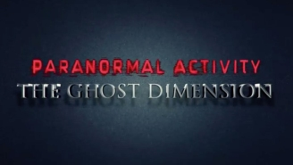 The 'Paranormal Activity' Franchise Will End With 'The Ghost Dimension'