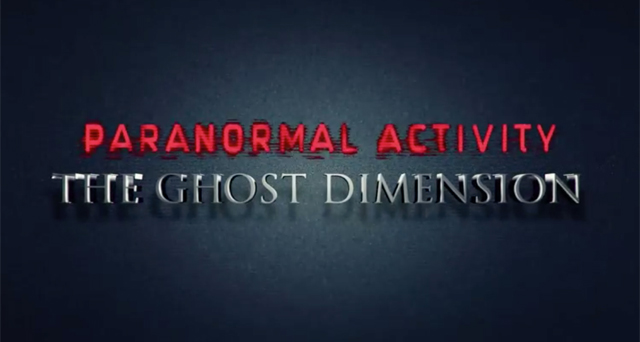 'Paranormal Activity' Franchise Will End With 'The Ghost