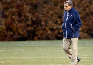 A Pennsylvania Brewery Will Honor Joe Paterno With A Line Of Beers