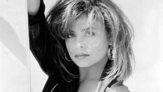 Celebrate Paula Abdul's birthday watching her school Janet