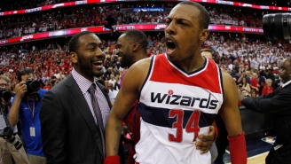 Report: The 'Expectation' Is That Paul Pierce Will Wind Up With The Clippers