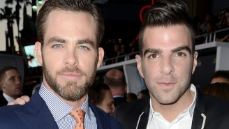 Chris Pine And Zachary Quinto Could Boldly Continue Their Space Bromance In A Fourth 'Star Trek' Movie