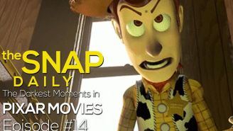 The Snap Daily: The darkest moments in Pixar movies