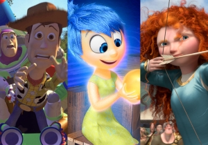 From 'Toy Story' to 'Inside Out': Ranking all of Pixar's films