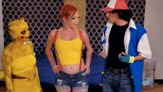 Try To Guess The Name Of The Horrifying 'Pokémon' Porn Parody