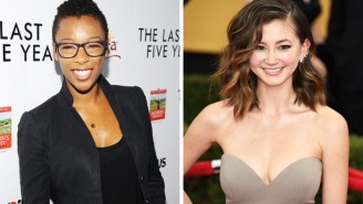 Kimiko Glenn And Samira Wiley From 'OITNB' Hope Their Characters Get Together Next Season