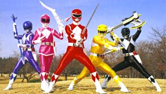 Every Episode Of 'Power Rangers' Will Air Online In A 17-Day Marathon