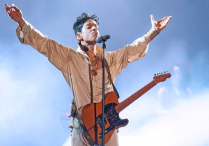 Get Your Freak On With Prince's New Slow-Burning Psych Track 'HARDROCKLOVER'