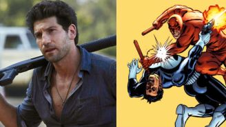 Marvel Has Found Its Punisher, And He's Coming To The Second Season Of 'Daredevil'