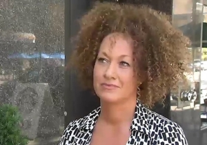 Rachel Dolezal Admits She Was 'Born White' On 'The Real'
