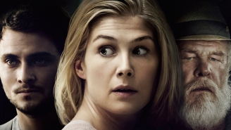 Exclusive: 'Gone Girl's' Rosamund Pike is back with a vengeance in 'Return to Sender'