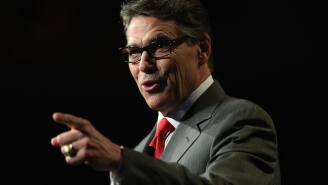 Rick Perry Just Referred To The Charleston Shooting As An 'Accident'