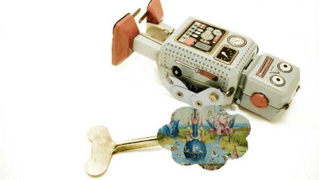robot subsconscious
