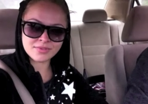 Ronda Rousey Hopes Her Car's New Owner 'Isn't Some Crazy Fan Who Jerks Off To It Everyday'