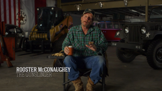 Rooster McConaughey's Cowboy Version Of 'Shark Tank' Finally Has A Trailer