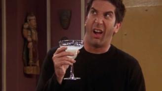"""4 Times Ross Got High on """"Friends"""""""