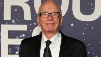 Rupert Murdoch Is Stepping Down As 21st Century Fox CEO, But Isn't 'Going Anywhere'