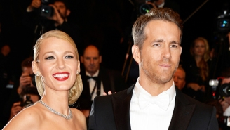 Instagram Freaked Out After Ryan Reynolds Held His Baby The Wrong Way