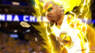 Watch More Of Steph Curry Going Super Saiyan En Route To An NBA Title