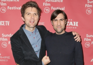 Adam Scott Explained Why He Had To Wear A Tiny Prosthetic Dong For 'The Overnight'
