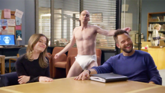 Joel McHale Is Ready For The 'Community' Movie, Whenever Dan Harmon Gets Around To Writing It