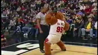 This Hilarious Referee Blooper Compilation Is Here Just In Time For The NBA Finals