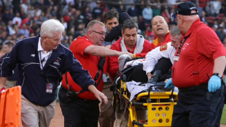 A Fan Faces Life-Threatening Injuries After She Was Struck By A Broken Bat At Fenway Park